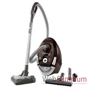 Rowenta aspirateur silence force compact chocolat -003209