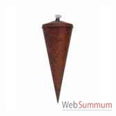 2 lampes a huile cairo finition antique aristo 823601