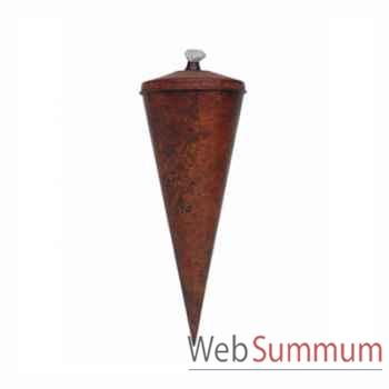 2 Lampes à huile Cairo finition antique Aristo - 823601