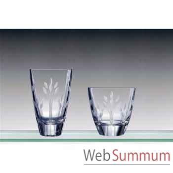 Cristal d'arques coffret de 6 chopes 30 cl muse -002972