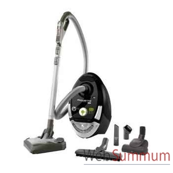 Rowenta aspirateur 2100 w noir - silence force compact eco intelligence -003210