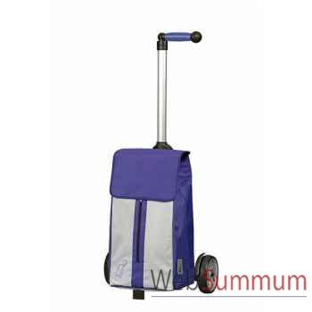 Andersen poussette de marché violet - unus vita -003228