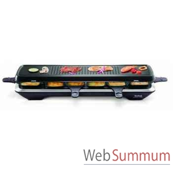 Tefal raclette gril plancha - simply line -003232