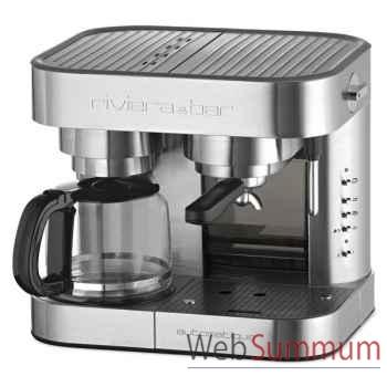 Riviera & bar combiné café expresso filtre automatique -003530