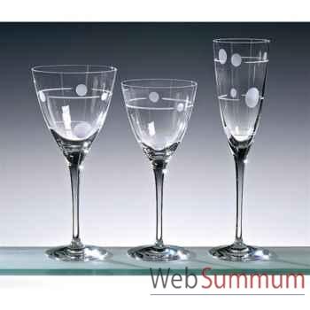 Cristal d'arques rêverie diamax -003742
