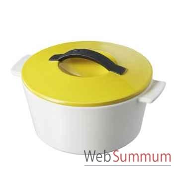Revol cocotte ronde 19 cm - revolution -004526