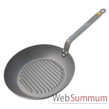 De buyer poêle grill - mineral b element -004586