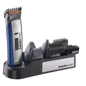 Babyliss tondeuse multi-usages rechargeable et waterproof -004926