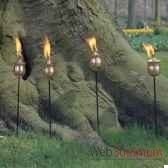 4 lampes a huile brussels cuivre rustique aristo 820665