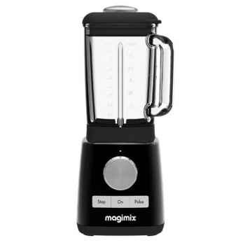 Magimix blender 1l8 laque noir  -005062