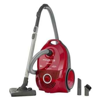 Rowenta aspirateur 2200 w rouge - xtrem power -005228