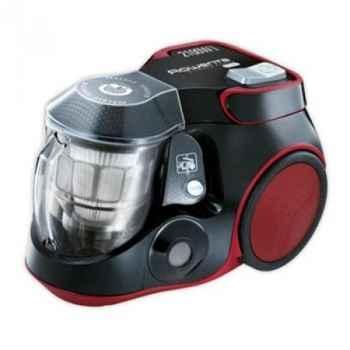 Rowenta aspirateur 2100 w noir et rouge -  silence force  -005197