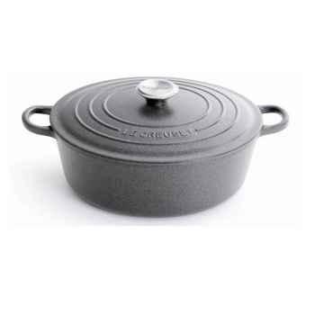 Le creuset cocotte ovale 33 cm - tradition -006305