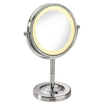 Babyliss miroir chromé rond grossissant x5 -006372
