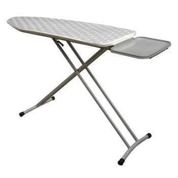 Domena table à repasser 120 x 42 active et aspirante -006396