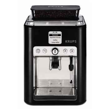 Krups expresso broyeur noir métal - full automatic -006405