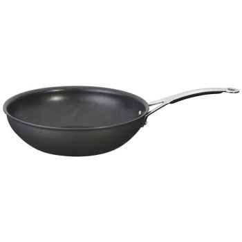 Tefal poêle grill 29 x 25 noir - jamie oliver anodisé -006421