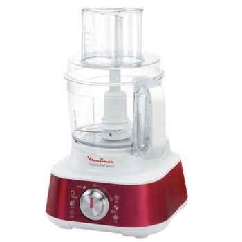 Moulinex robot 1000 w rouge rubis - masterchef 8000 -006447