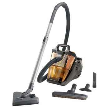 Rowenta aspirateur 2100 w orange et chocolat - intensium -006459