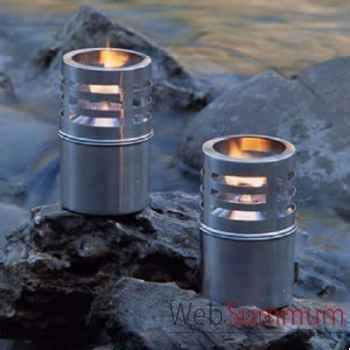 2 Lampes à huile Copenhagen antique Aristo - 823730
