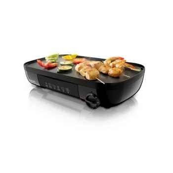 Philips plancha gril réversible 1500 w noir - daily collection -006752