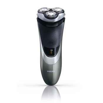 Philips rasoir rechargeable inox - power touch plus -006765