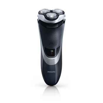 Philips rasoir rechargeable  gris anthracite - power touch pro -006766