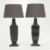 lampe delphes design fdc 6178argent