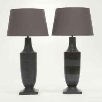 Lampe Delphes Design FdC - 6178argent