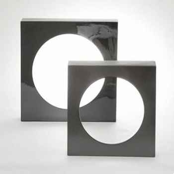 Lampe Disco émail brillant Design FdC - 6277ema