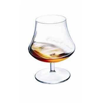 Chef & sommelier lot de 4 verres à cognac ardent 39 cl - open up -008164
