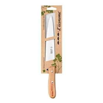L'econome couteau de cuisine naturel 20 cm - econome -008401