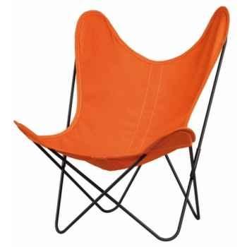 Fauteuil aa butterfly mandarine AA new design