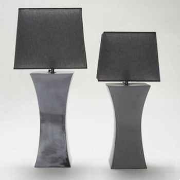 Lampe Eos argent PM Design FdC - 6283argent