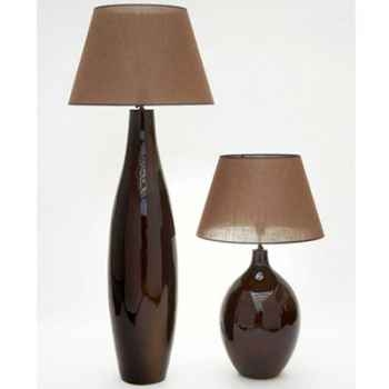 Lampe Bali cuivre PM Design FdC - 6166cui