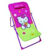 chaise longue hello kitty jemini 711404