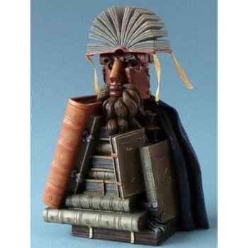 figurine Archimbolbo Bibliothécaire ar04large