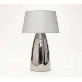 Lampe Ariane pied cuivre Design FdC - 6217cui