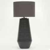 lampe iris design fdc 6191argent