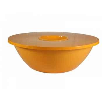 Table basse avec bac à glace intégré polka Decolupo -3802