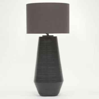 Lampe Iris cuivre Design FdC - 6191cui