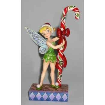 Tink with candy cane (tinker bell)  Figurines Disney Collection -4019471