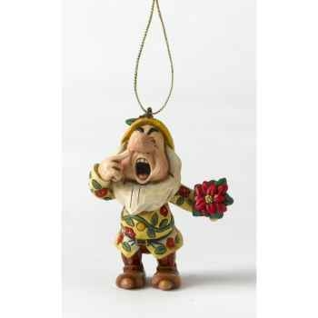 Sneezy hanging ornament Figurines Disney Collection -A9045