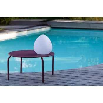Stone : lampe à led sans fil pour piscine Smart And Green