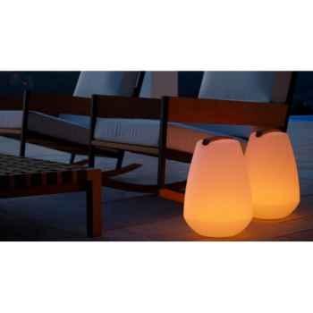 Vessel : lampe à led sans fil de jardin Smart And Green