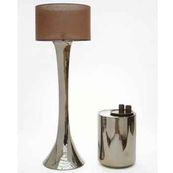 Lampe Lido argent Design FdC - 6223argent