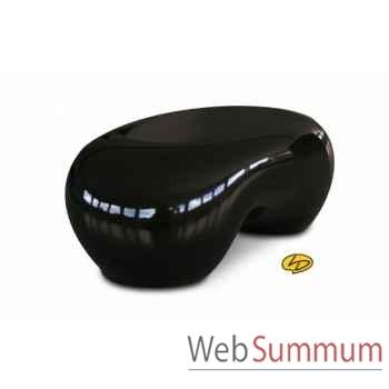 Mini table b.a-ba noir   Leblon-Delienne -BABTB005NO