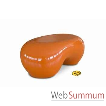 Mini table b.a-ba orange toniq   Leblon-Delienne -BABTB005OT