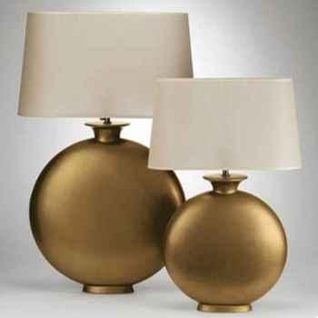 Lampe Luna argent Design FdC - 6095argent