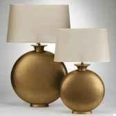 lampe luna argent pm design fdc 6066argent